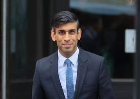 Sunak 'planning £2bn in cuts and the UK's highest peacetime tax rate'