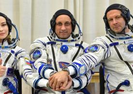 Russia outruns US in race for first film shot in space