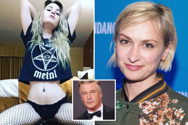 Alec Baldwin – Rookie armorer is 'lawyering up' after Halyna Hutchins shooting as worried friends say she's 'gone dark'
