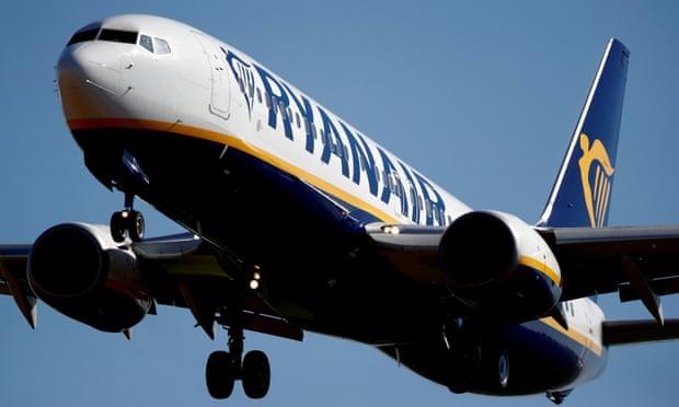 Ryanair bans Covid refund passengers from boarding new flights
