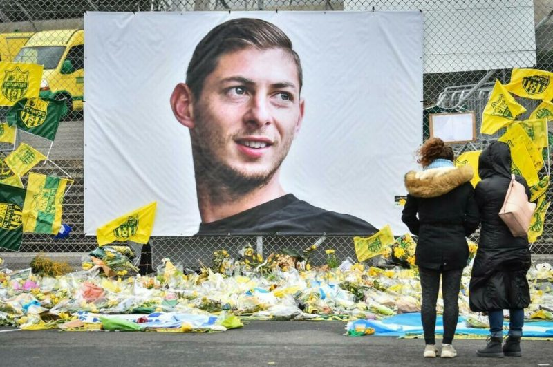 Emiliano Sala David Henderson pleads guilty to flight charge in relation to footballers death