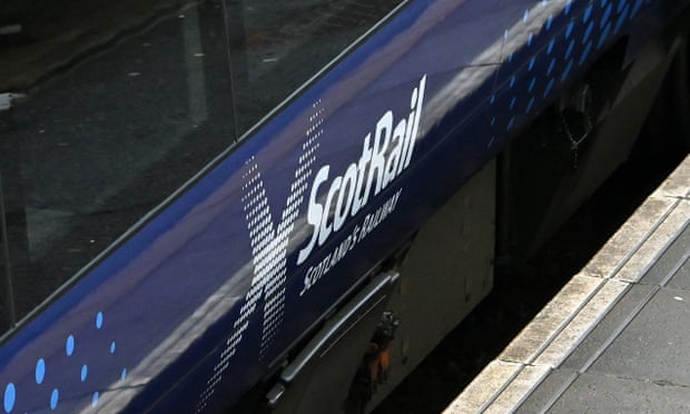 ScotRail engineers plan strikes during Glasgow climate summit