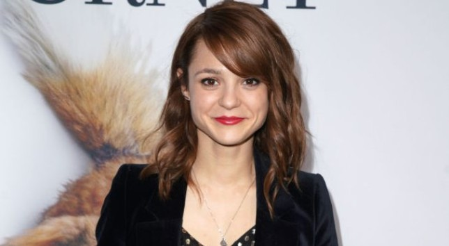 Skins star Kathryn Prescott out of hospital after being hit by cement truck