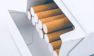 'Smoking kills' could be printed on every cigarette under new proposals