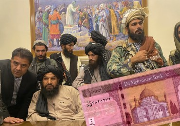 US: Taliban won't get access to Afghan central bank reserves