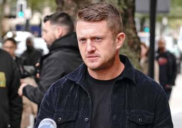 Tommy Robinson handed five-year stalking ban after turning up at Independent journalist's home