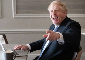 Conservative conference: We have the guts to change the UK, says Johnson