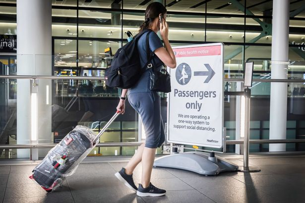 New UK travel rules in full as amber list axed, red list cut and testing changed