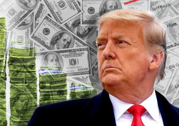 Trump drops off Forbes rich list for first time in 25 years after losing election
