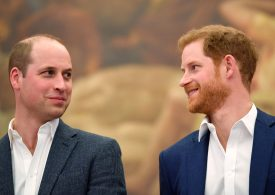 End of the royal feud? Could Prince Harry host brother's Earthshot prize in USA next year?