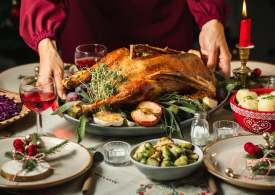 'Buy Christmas dinner now and freeze it' shoppers told, amid warning it's too late
